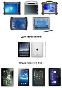 Визуальное доказательство: iPad подделывают все!